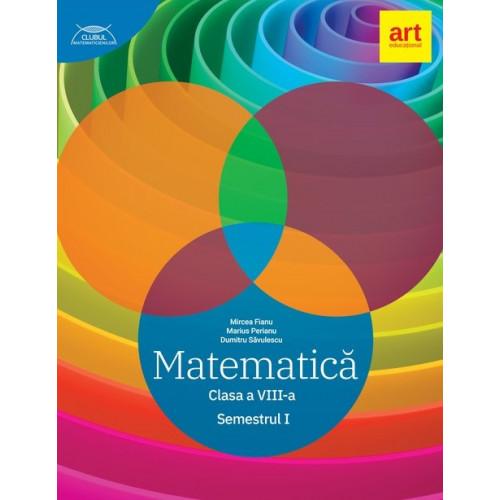 Clubul Matematicienilor 2020 (Clasa a 8-a, Sem. 1)