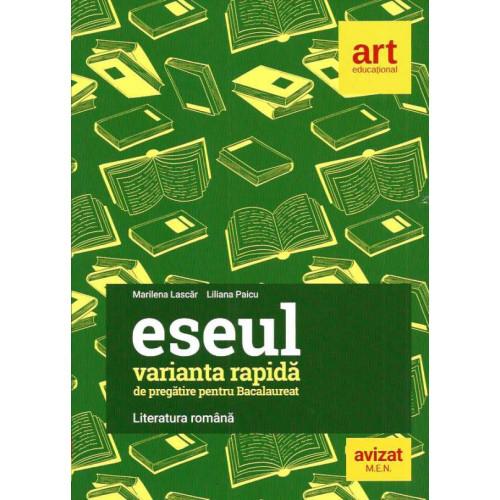 ESEUL RAPID - BAC (Editie Noua 2020)