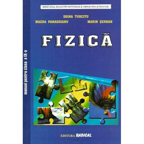 Fizica: Manual pentru Clasa a 9-a